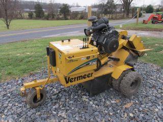 Vermeer Sc252 Self Propelled Stump Grinder photo