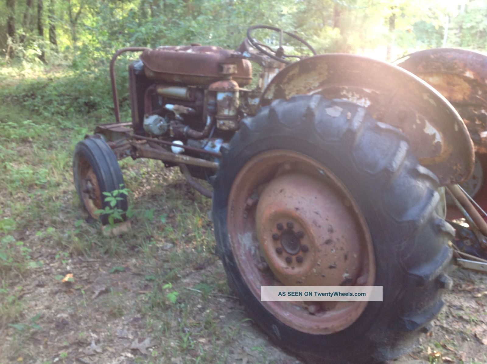 Tractor Restoration Parts : Ford tractors tractor parts restoration supply antique