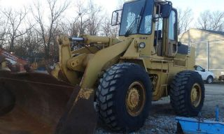 Nicest Cat 936 Wheel Loader On The Market,  No Cracks Or Welds photo