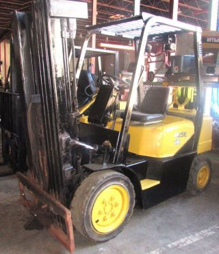 2005 Daewoo Forklift 4500 Lbs Capacity photo