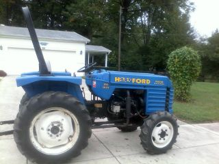 1994 Hartford 4wd Diesel Tractor photo
