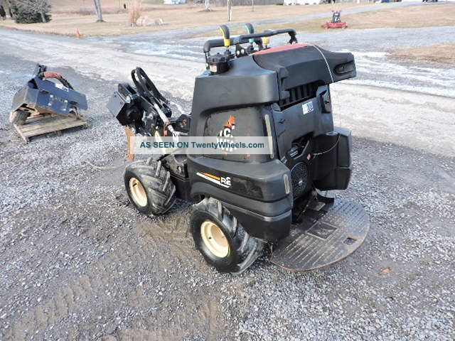 2008 Ditch Witch R230 Zahn Articulating Vibratory Plow Trencher Mini