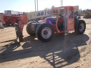 2004 Jlg Gradall G6 - 42a 6,  000 Lb.  Forklift photo