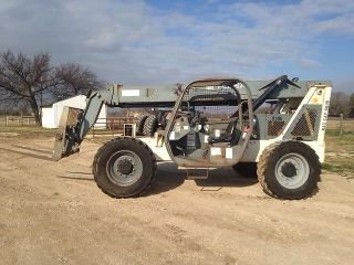 2005 Terex Th636c Telescopic Forklift: photo