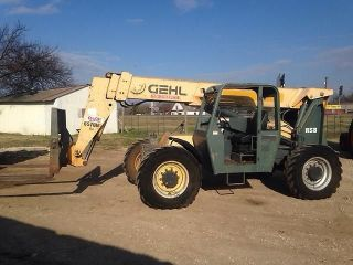 2006 Gehl Rs8 - 42 Telescopic Forklift: photo