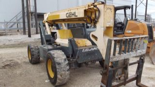 2007 Gehl Rs634 Telehandler photo