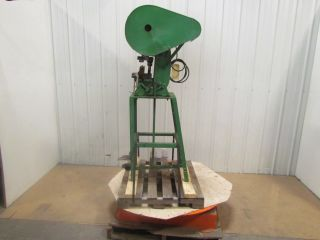 4 Ton Gap Frame Obi Punch Press 1/4hp 115v 1 - 1/4