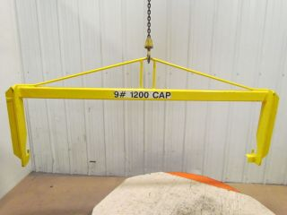 1200 Cap Lifting Beam Spreader Bar 70 - 1/4