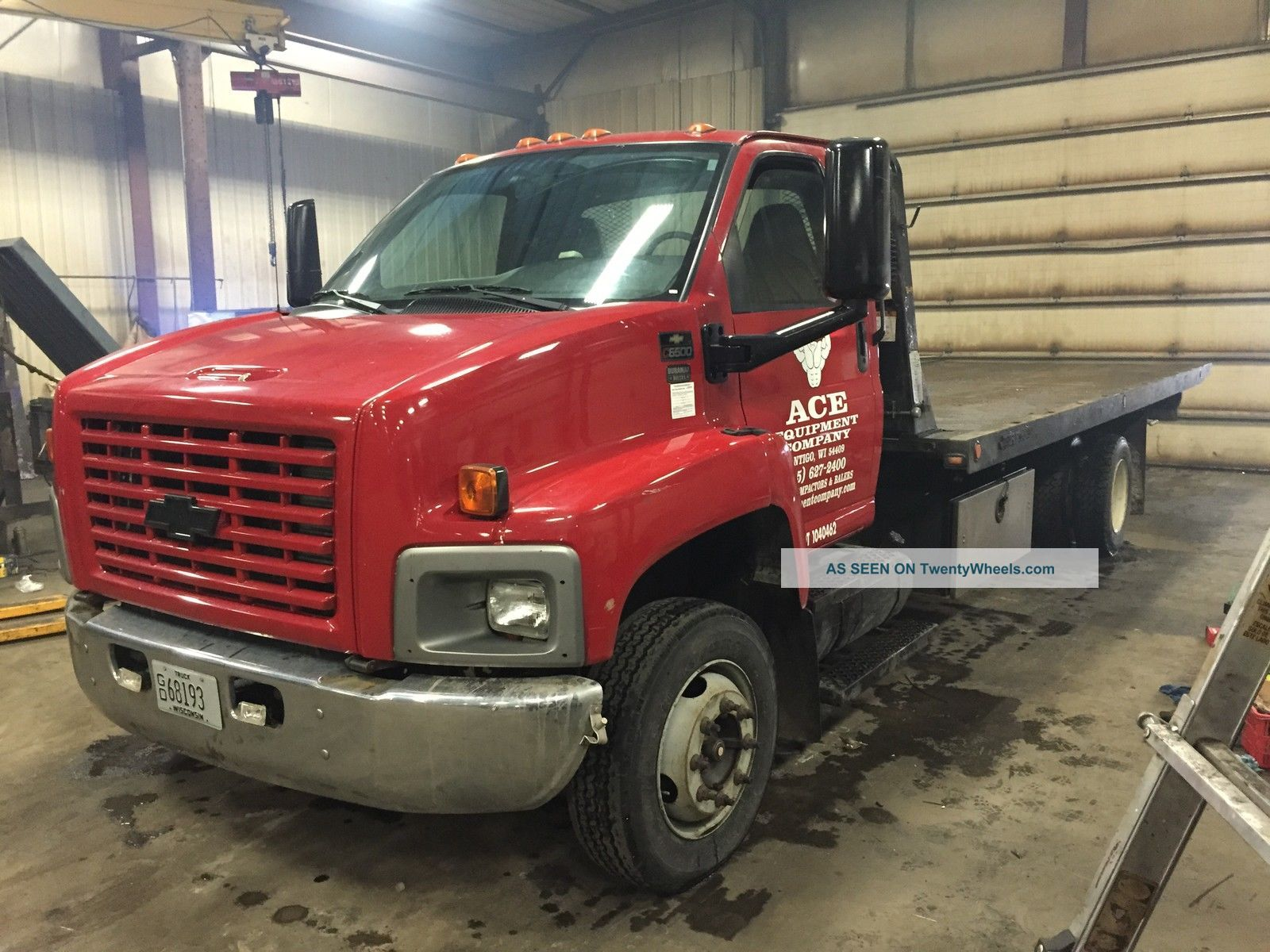 2006 Chev 6500 Rollback Other photo