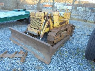 Case Terratrac Loader Dozer Crawler Cat John Deere photo