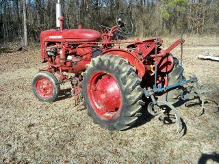 1957 Farmall 130 Tractor photo