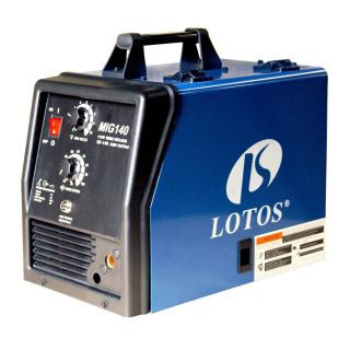 Lotos Mig140 140a Mig Welder To Cont.  Us photo