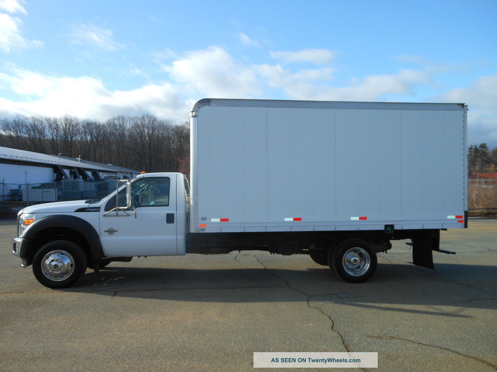 25410 2011 ford f   550 duty xl also 34219 1999 freightliner fld 120 furthermore 15757 16  x7  utilty trailer with costum ladder rack tandem axle with electric brakes moreover 40499 2003 chevrolet c4500 further 3882 1993 peterbilt 377. on semi truck dump trailers specs