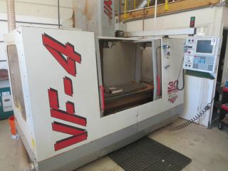 Haas Vf - 4 Vertical Machining Center photo