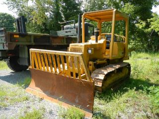 1979 Caterpillar D3 Bulldozer photo