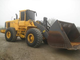 2006 Volvo L150e Wheel Loader,  California 7900 Hrs,  Low Reserve photo