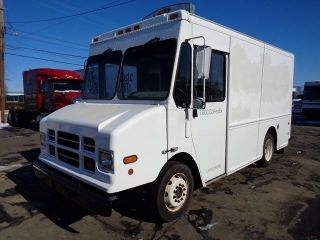 2007 Workhorse Step Van Turbo Diesel photo