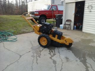 Rayco Mini Work Force Stump Grinder Located In North Carolina Pick Up Only photo