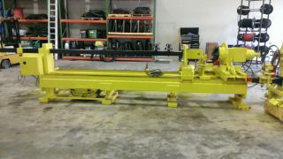 Tuxco Model Hcs - 60 Hydraulic Cylinder Disassembly & Service Machine photo