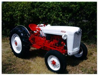 1953 Ford Golden Jubilee Naa Rebuilt photo