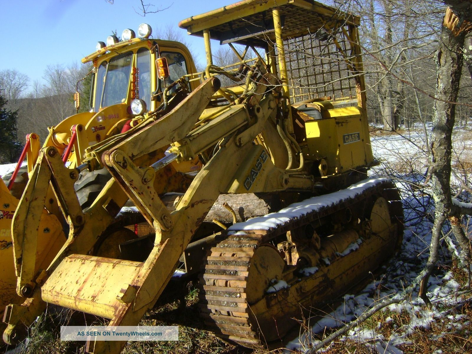 Case 1000 Front Loader 1960s Other photo