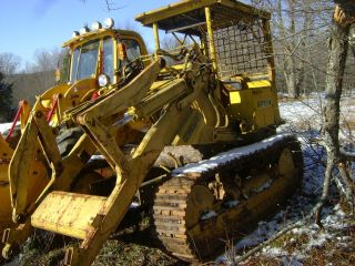 Case 1000 Front Loader 1960s photo