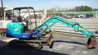 Excavator Mini Ihi 28n - 2,  Low Hour, photo