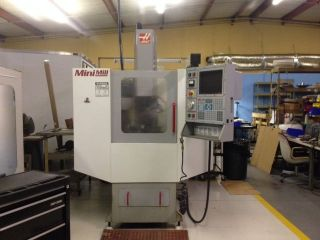 2000 Haas Mini Mill Cnc Vertical Machining Center 16x12x10 photo