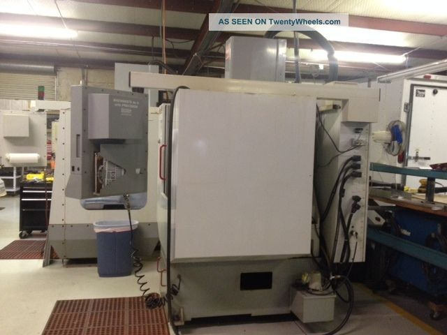 2000 Haas Mini Mill Cnc Vertical Machining Center 16x12x10