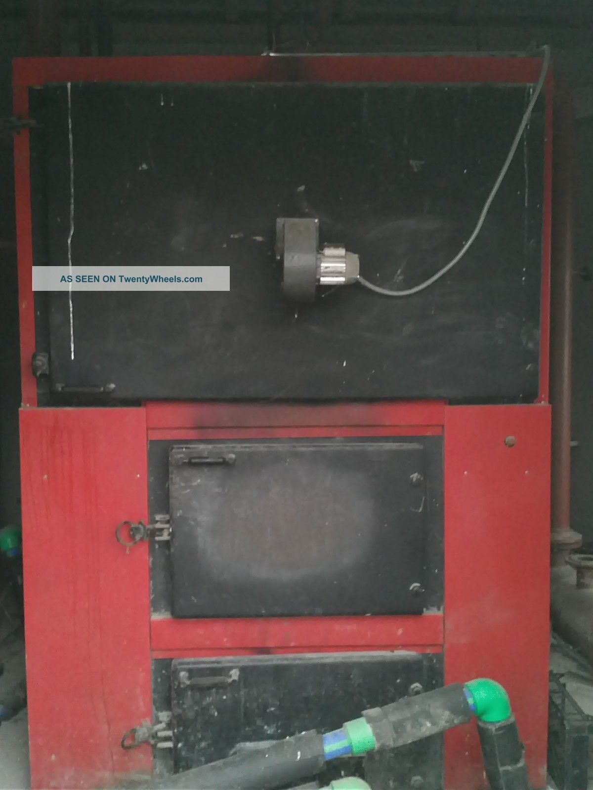 Industrial Furnace Heating & Cooling Equipment photo