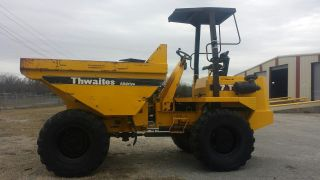 Thwaites 7 Ton - 15,  000 Lb Dumper - - Wow Look. . . photo