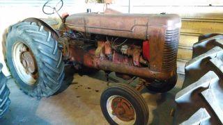 1946 Ih Mccormick Deering W - 6 Tractor Farmall photo