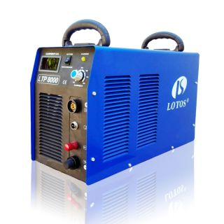 Lotos Ltp8000 80a Pilot Arc Inverter Igbt Air Plasma Cutter photo