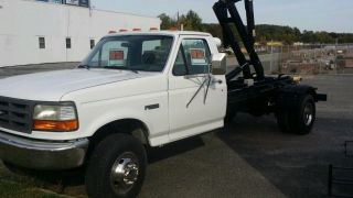 F - 450 Roll Off Hook Truck photo