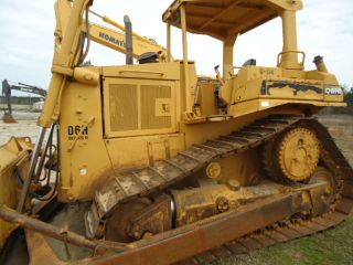 D6hxl Bulldozer photo