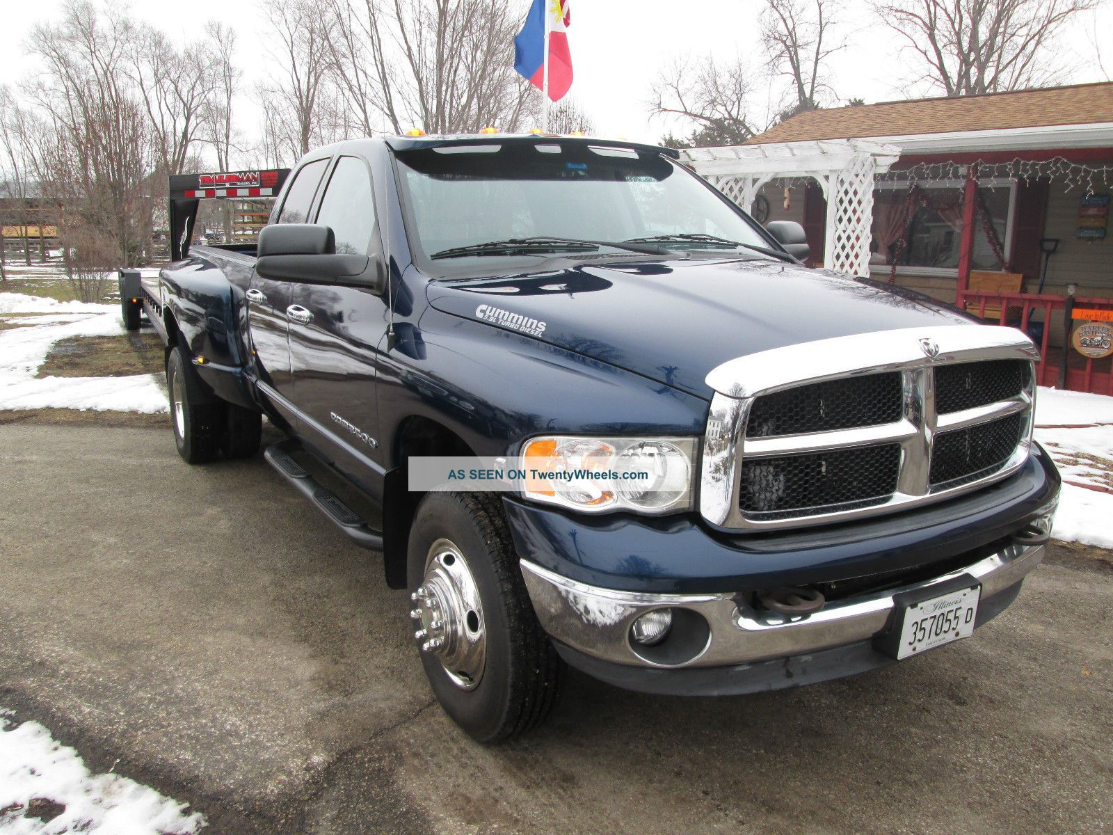 2003 dodge ram 3500 crewcab dually 4x4. Cars Review. Best American Auto & Cars Review