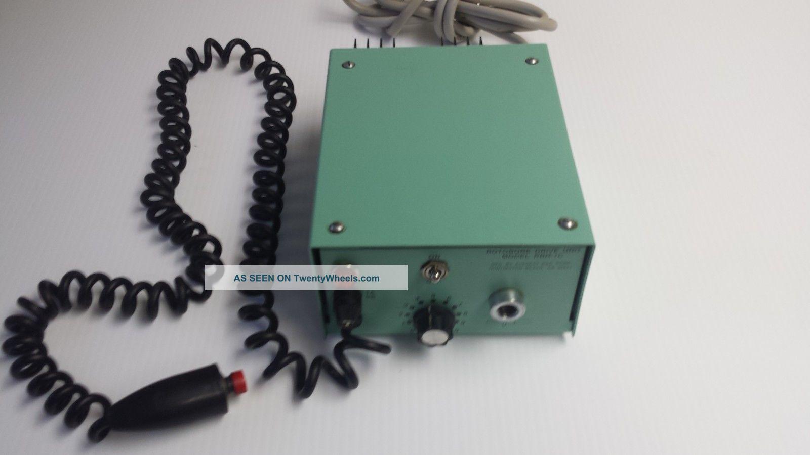 Rotobore Spindle And Drive Unit Rbh - 1c EDM Machines photo