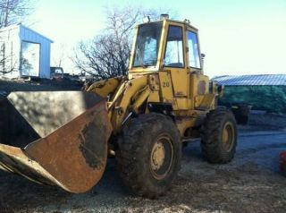 Caterpillar 930 Wheel Loader photo