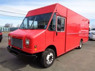 2010 Workhorse W62 Step Van Turbo Diesel photo