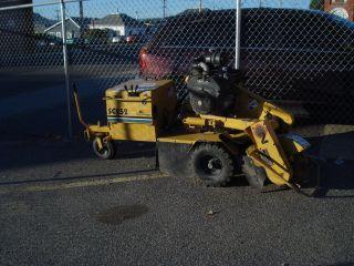 Vermeer Sc252 Auto Sweep Stump Grinder photo