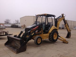 2006 Caterpillar 420e It Loader Backhoe; Extenda - Hoe; 4214 Hrs photo