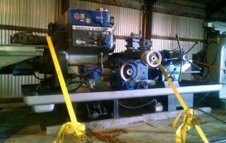 Warner Swasey 5 Squarehead Ram Type Turret Lathe Hydraulic Will Ship photo