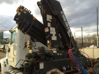 2005 Hiab 200c - 4 Knuckleboom Crane - Up To 12 Available With Or Without Tractors photo