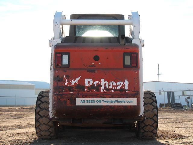 2006 Bobcat S185 Skid Steer - Skid Loader - Loader - Bobcat