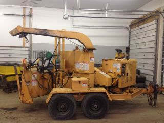 2000 Bandit 280 Xp Wood Chipper photo