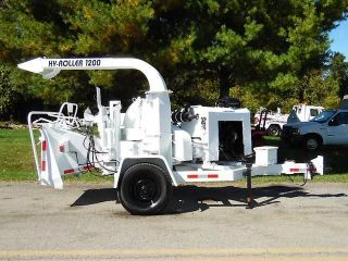 2004 Altec Hy - Roller 1200 Chipper photo