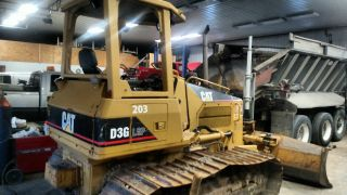 2006 Cat D3 G Dozer photo
