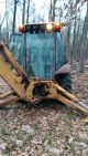 4x4 Case 580k Backhoe With Enclosed Cab With Heat - Extendahoe - Clam Bucket Backhoe Loaders photo 9