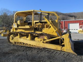 72 Caterpillar D8h Crawler Dozer Ripper Power Shift Exporters Welcome photo