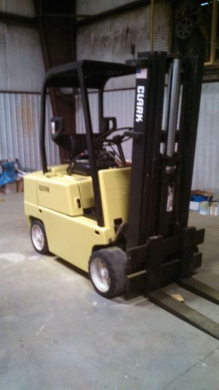 Clark Forklift Ch50055,  Gas,  H355922561,  Great Deal photo